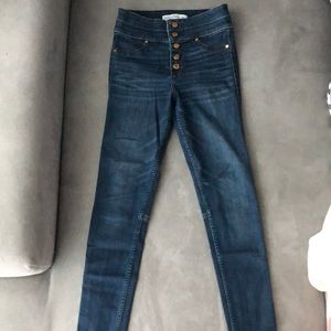 Abercrombie & Fitch jeans, super skinny high-rise
